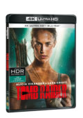 Tomb Raider Ultra HD Blu-ray - Roar Uthaug