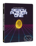 Ready Player One: Hra začíná 3D Steelbook - Steven Spielberg
