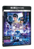 Ready Player One: Hra začíná Ultra HD Blu-ray - Steven Spielberg