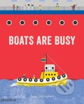 Boats Are Busy - Sara Gillingham