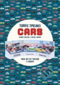 Terrific Timelines: Cars - Richard Ferguson, Michael Kirkham, Isabel Thomas