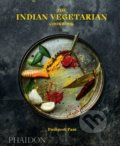 The Indian Vegetarian Cookbook - Pushpesh Pant