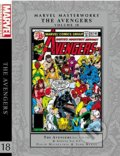 The Avengers (Volume 18) - David Michelinie, Bill Mantlo a kol.