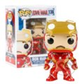 Funko POP! Iron Man (unmasked) -