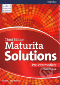 Maturita Solutions - Pre-Intermediate Student's Book (Czech Edition) - Tim Falla, Paul A. Davies