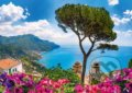 View over the Amalfi Coast -