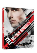 Mission: Impossible Ultra HD Blu-ray Steelbook - Brian De Palma