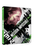 Mission: Impossible 2 Ultra HD Blu-ray Steellbook - John Woo
