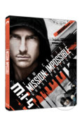 Mission: Impossible Ghost Protocol Ultra HD Blu-ray Steelbook - Brad Bird