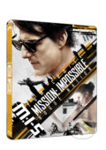 Mission: Impossible: Národ grázlů Ultra HD Blu-ray Steelbook - Christopher McQuarrie