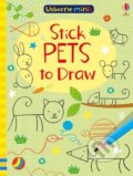 Stick Pets to Draw - Sam Smith, Jenny Addison