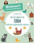 My First Book Of The Farm - Agnese Baruzzi
