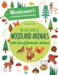 My First Book Of The Woodland Animals - Agnese Baruzzi