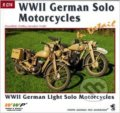 WWII German Solo Motorcycles In Detail - František Kořán