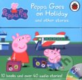 Peppa Goes on Holiday and Other Stories -