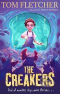 The Creakers - Tom Fletcher, Shane Devries (ilustrácie)