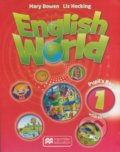 English World 1: Pupil's Book with eBook - Liz Hocking, Mary Bowen