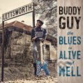 Buddy Guy: The Blues Is Alive And Well LP - Buddy Guy