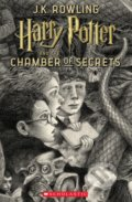 Harry Potter and the Chamber of Secrets - J.K. Rowling, Brian Selznick (ilustrácie), Mary GrandPré (ilustrácie)