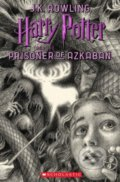 Harry Potter and the Prisoner of Azkaban - J.K. Rowling, Brian Selznick (ilustrácie), Mary GrandPré (ilustrácie)