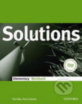 Maturita Solutions Elementary - Workbook - Tim Falla, Paul Davies