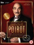 Agatha Christie's Poirot: The Definitive Collection - Nick Elliott, Michele Buck, David Suchet, Damien Timmer