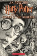 Harry Potter and the Order of the Phoenix - J.K. Rowling,  Brian Selznick (ilustrácie), Mary GrandPré (ilustrácie)