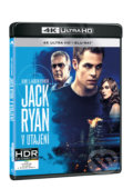 Jack Ryan: V utajení Ultra HD Blu-ray - Kenneth Branagh