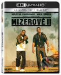 Mizerové II Ultra HD Blu-ray - Michael Bay