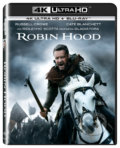 Robin Hood Ultra HD Blu-ray - Ridley Scott