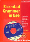 Essential Grammar in Use + CD ROM - Raymond Murphy