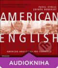 American English Advanced - CD /1ks/ - Pavel Strejc, Zdeněk Benedikt