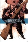 Umbrella Academy 2: Dallas - Gerard Way, Gabriel Bá (Ilustrácie)