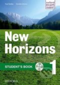 New Horizons 1: Student's Book - New Horizons includes 100% new content and updated exam training to prepare students for the B1 school-leaving exam.       A wide range of topics engage teenagers' interest and provide essential vocabulary. Practical grammar exercises then build stud