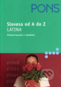 Slovesa od A do Z - Latina - Rainer Hahn