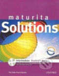 Maturita Solutions Intermediate - Student's Book - Tim Falla, Paul Davies