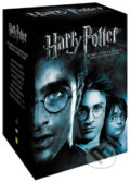 Harry Potter kolekce roky 1-7. 16 DVD - Chris Columbus, Mike Newell, David Yates