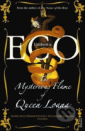Mysterious Flame of Queen Loana - Umberto Eco