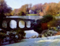 Winter Frost at Stourhead - Clive Nichols