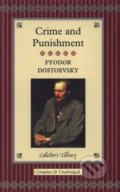 Crime and Punishment - Fjodor Michajlovič Dostojevskij