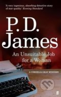An Unsuitable Job for a Woman - P.D. James