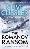 The Romanov Ransom - Clive Cussler, Robin Burcell
