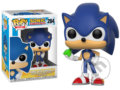 Funko POP! Games: Sonic: Sonic with Emerald -