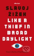 Like A Thief In Broad Daylight - Slavoj Žižek