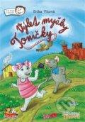 Výlet myšky Toničky - Jitka Vítová, Pavla Navrátilová (ilustrácie)