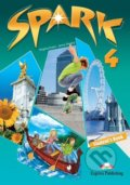 Spark 4 - Student's Book - Virginia Evans, Jenny Dolley