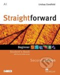 Straightforward - Beginner - Student's Pack with Practice Online access - Philip Kerr, Ceri Jones, Lindsay Clandfield, Roy Norris