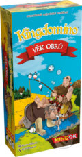 Kingdomino: Věk obrů - Bruno Cathala
