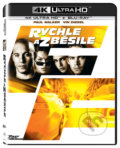 Rychle a zběsile Ultra HD Blu-ray - Rob Cohen