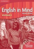 English in Mind 1: Workbook - Herbert Puchta, Jeff Stranks